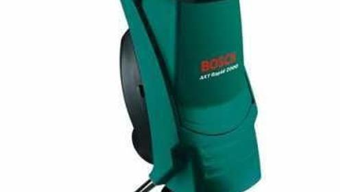 Häcksler Bosch AXT Rapid 2000