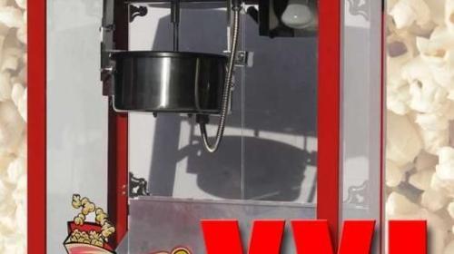 Popcornmaschine XXL