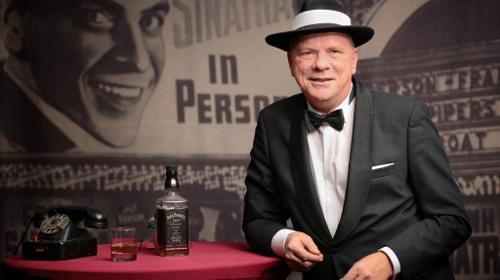 Frank Sinatra Double Doppelgänger