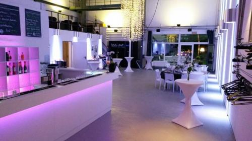 Central-Location Leipzig Hochzeit Event