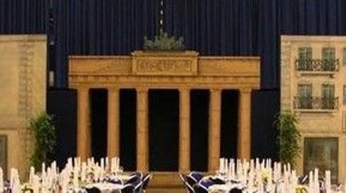 Berliner Häuser Hauskulissen, Berlin, Berliner, Häuser, Haus, Kulisse, Hauskulissen, Hausfassaden, Fassaden, Dekoration