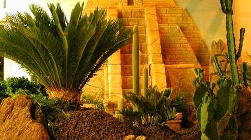 Inka Tempel Szenerie, Inkatempel, Tempelanlage, Tempel, Azteken, Mayas, Maya, Inka, Südamerika, Ureinwohner, Urvolk