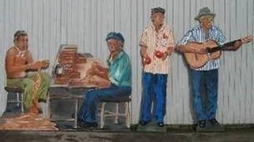 Brasilianische Zigarrendreher Kulisse, Zigarren, Kuba, kubanisch, Zigarrendreher, Kulisse, Brasilien, brasilianisch