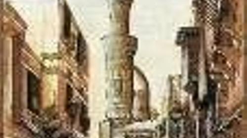 Ägyptischer Souk Kulissenserie, Kulisse, Serie, Ägypten, ägyptisch, Souk, Orient, orientalisch, Motive, Stadt