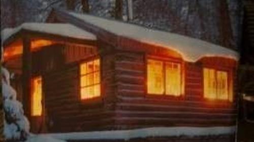 Alpenhütte Kulissen, Alpenhütte, Almhütte, Alm, Alpen, Kulisse, Schneehütte, Hütte, Skihüttchen, , Dekoration, Event