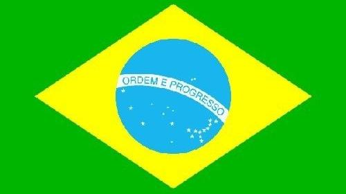 Brasilien Nationalflagge, Flagge, Nationalflagge, Nationalfahne, Fahne, Brasilien, brasilianisch, Dekoration, leihen