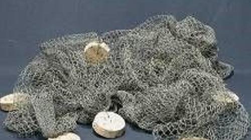 Fischer Utensilien & weitere Dekorationsobjekte, Netz, Netze, Fischer, Fischernetze, Fisch Figur, Hummer, Krabbe, Krebs