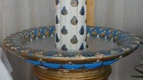 Orientalischer Brunnen, Brunnen, Orient, orientalisch, Ägypten, ägyptisch, Antik, 1001 Nacht, Dekorationsobjekt