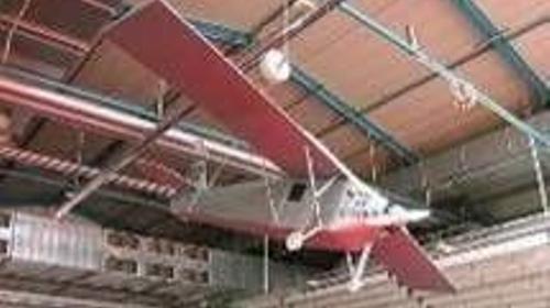 Flugzeug Spirit of Louis, Flugzeug, Flieger, fliegen, Flughafen, Luftfahrt, Luft, Langstreckenflugzeug, Atlantik