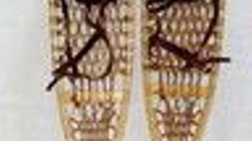 Schnee Schuhe, Schnee, Schuhe, Nordpol, Südpol, Alpen, Eskimo, Inuit, Eiswelt, Polar, Dekoration, Event, Messe