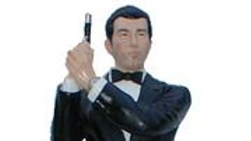 Geheimagent 007 Figur, 007, James Bond, Secret Service, MI6, MI7, Geheimdienst, Agent, Geheimagent, Spion, Hollywood