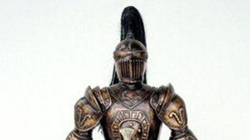 Ritter Figur, Ritter, Figur, Rüstung, Ritterrüstung, Burg, Schloss, Dekoration, Ritterburg, Mittelater, Event, Messe
