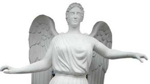 Engel Figur, Engelfigur, Engel, Figur, Barock, Engelsfigur, Dekoration, Engelsflügel, Heilig, Event, Messe