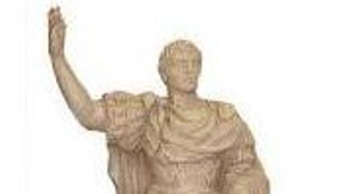 Caesar Figur, Cäsar, Caesar, Figur, Statue, Antik, Rom, römisch, italien, Dekoration, Feldherr, Kaiser, Event, Messe
