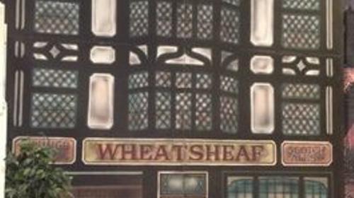 England Pub Kulisse, Kulisse, England, Pub, Bar, Kneipe, Englisch, Britisch, Britannien, Großbritannien, Schänke