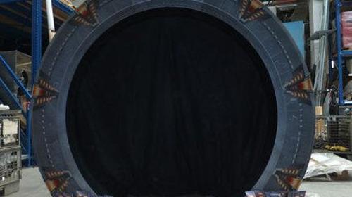 Weltraum Tor, Portal, Weltraum, Weltall, Dimension, Dimensionsportal, Raumportal, Tor, All, Science Fiction, Event