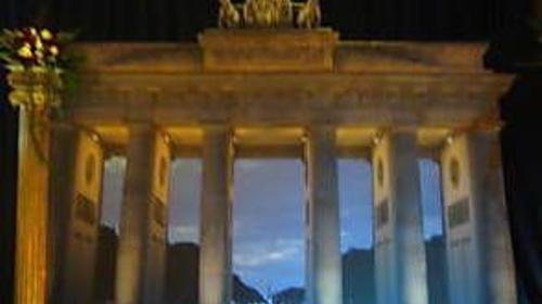 Brandenburger Tor Kulisse 1, Brandenburger Tor, Berlin, Wahrzeichen, Brandenburg, Kulisse, Event, Messe, Veranstaltung