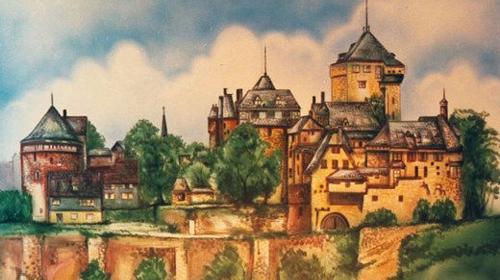 Bergische Schloss Burg Kulisse, Kulisse, Schlosskulisse, Schloss, Burg, Bergisch, Event, Messe, Veranstaltung, leihen