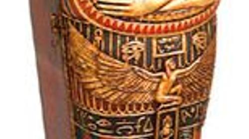 Ägypten Sarkophag, Sarkophag, Sarg, ägyptischer Sarg, Antik, Ägypten, Dekoration, Event, Messe, Veranstaltung, leihen