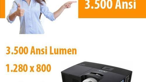 Beamer 3.500 Ansi