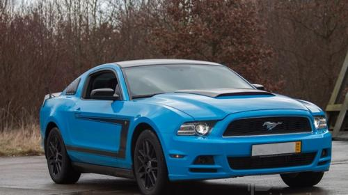 Ford Mustang mieten ab 199€