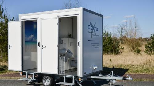Toilettenwagen Verleih Celle, Hannover, Gifhorn