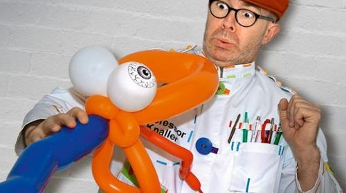 Die Professor Knaller Show