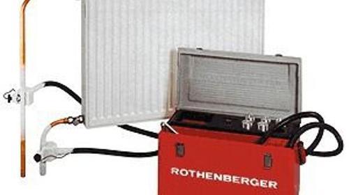 Elektrisches Rohreinfriergerät