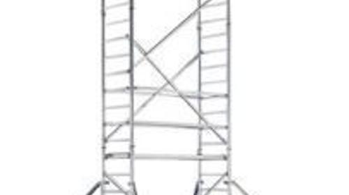 Rollgerüst ab 3,30 m bis 10,30 m