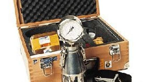 Estrichfeuchtemessgerät - CM-Gerät
