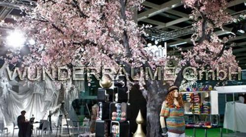7 Riesige Kirschblütenbäume - WUNDERRÄUME GmbH vermietet: Dekoration / Kulisse für Event, Messe, Veranstaltung, Incentive, Mitarbeiterfest, Firmenjubiläum