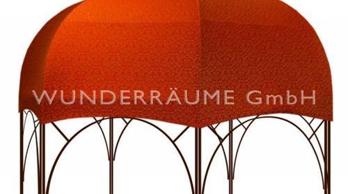 Pavillon Orient / 1001 Nacht; WUNDERRÄUME GmbH vermietet: Dekoration/Kulisse für Event, Messe, Veranstaltung, Incentive, Mitarbeiterfest, Firmenjubiläum