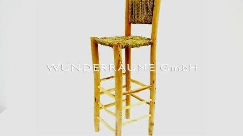 Bastbarhocker - WUNDERRÄUME GmbH : Dekoration/Kulisse für Event, Messe, Veranstaltung, Incentive, Mitarbeiterfest, Firmenjubiläum