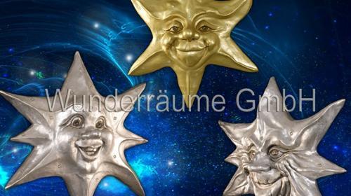 Sterne XXL, Riesensterne, Vollplastiken WUNDERRÄUME GmbH vermietet: Dekoration/Kulisse für Event, Messe, Veranstaltung, Incentive, Mitarbeiterfest, Firmenjubiläum