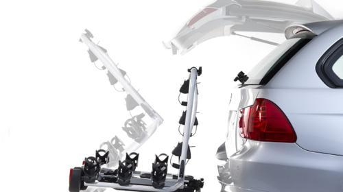 Atera Fahrradkupplungsträger für bis zu 4 Fahrräder