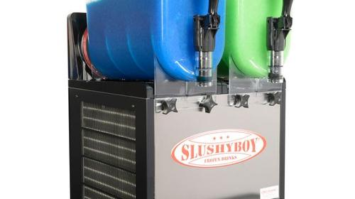 Slushyboy Classic 2x8 L Slusheis Slushy