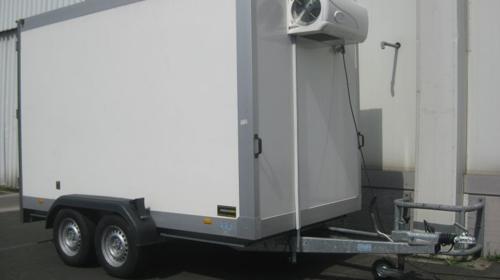 Tiefkühlkoffer - XL Frigoboxx (-18°C / 220 V~)