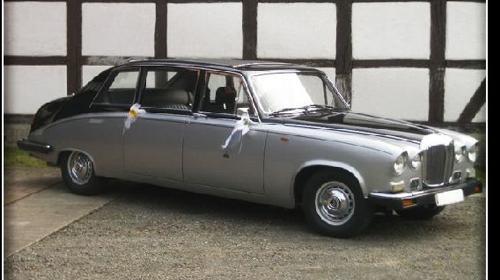 Jaguar-Daimler DS 420 - Hochzeitsauto