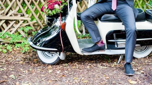 Oldtimer für Hochzeits- und Ausflugsfahrten