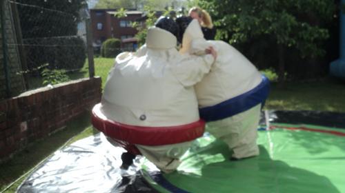 Sumo - Wrestling