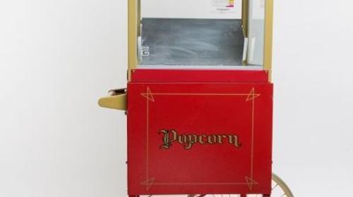 Nostalgie Popcornmaschine zu Vermieten