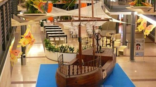 Piratenschiff - Kogge - Fregatte