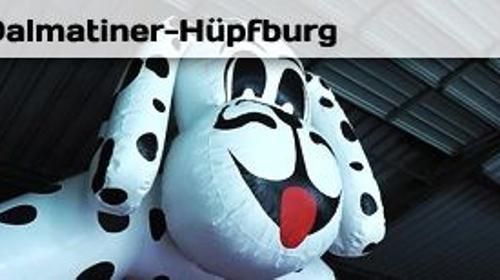 Hüpfburg - Dalmatiner - Dalmatinerhüpfburg