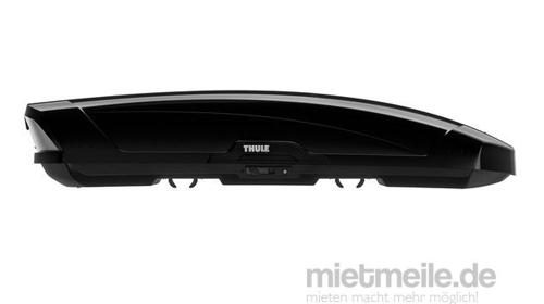 Dachbox Thule Motion XT XXL 610 Liter Schwarz/Titan mieten