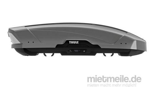Dachbox Thule Motion XT M (200) Silber/Schwarz  mieten