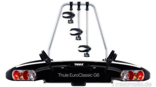 Thule 3-er Anhängekupplungsträger mieten