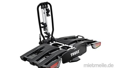 Thule Fahrradträger EasyFold XT 3 für die AHK mieten