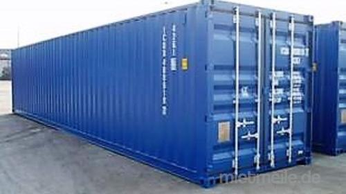 40' Lagercontainer