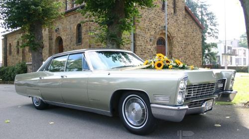 Cadillac 60 Special, 1967