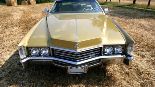 Cadillac Eldorado V8 8.2 l, 1970